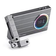 Đèn LED RGB Godox M1 Mini Có Nhiệt Độ Màu 2500K 8500K CRI97 TLCI97 & Độ Sáng Có Thể Điều Chỉnh (13W) thumbnail