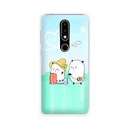 Ốp lưng dẻo cho điện thoại Nokia 6.1 plus X6 - 01171 7880 LOVELY08 - Hàng Chính Hãng thumbnail
