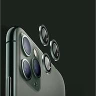Bộ Ống Kính Cường Lực Camera Đơn Chống Lóa Phù Hợp Cho Dòng Máy iPhone 11 Pro iPhone 11 Pro Max -HÀNG CHÍNH HÃNG - DIGKING thumbnail