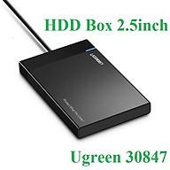 Hộp đựng ổ cứng HDD BOX 2,5 inch USB 3.0 chính hãng Ugreen 30847 cao cấp thumbnail