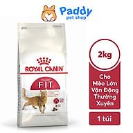 Hạt Royal Canin Cho Mèo Trưởng Thành Fit 32 thumbnail