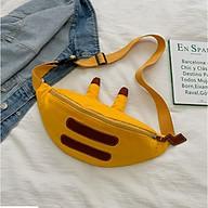 Túi đeo chéo túi đeo bao tử nam nữ hottrend PopoPanda T011_02 thumbnail
