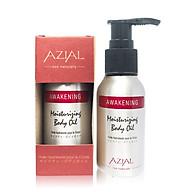 Tinh dầu massage body AZIAL Awakening Moisturizing Body Oil, dưỡng ẩm, làm dịu, chống oxi hóa, giảm căng thẳng thần kinh, tăng cường sinh lực thumbnail