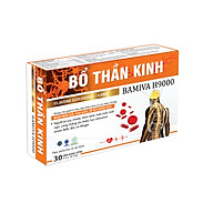 Thực phẩm bảo vệ sức khỏe Bổ thần kinh Bamiva H9000 thumbnail