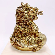 Tượng Rồng Phong Thủy Bằng Đồng Kim Tiền Jewelry thumbnail