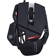 Chuột Gaming Gear Madcatz Authentic R.A.T.4+ Hàng chính hãng thumbnail