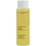 Clarins Toning Lotion With Chamomile Alcohol Free Normal Dry Skin 200ml thumbnail
