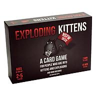 Trò Chơi Boardgames Mèo Nổ (Dành Cho Người Lớn) thumbnail
