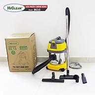 Máy hút bụi công nghiệp HiClean HC15 - Hàng chính hãng thumbnail