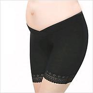 Set 2 quần mặc trong váy bầu chân ren thumbnail