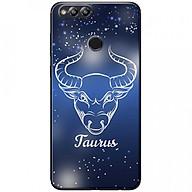 Ốp lưng dành cho Honor 7X mẫu Cung hoàng đạo Taurus (xanh) thumbnail