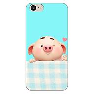 Ốp lưng dẻo cho điện thoại Apple iPhone 6 6s _Pig Cute 07 thumbnail