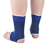 Băng Cổ Chân bảo vệ khi chơi thể thao màu xanh dương loại dày full hộp thumbnail