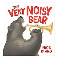 The Very Noisy Bear (With Cd) thumbnail