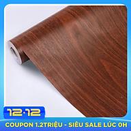 10m Giấy dán tường giả gỗ C0011 thumbnail