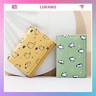 Ví nữ nhiều ngăn mini TAOMICMIC cầm tay đựng tiền nhỏ gọn bỏ túi LUKAMO VD372 thumbnail