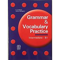 Grammar & Vocabulary Practice - Intermediate B1 - Student Book thumbnail