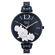 Đồng hồ đeo tay nữ hiệu Alexandre Chrities 2793LHBIUBU thumbnail