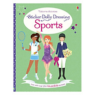 Usborne Sticker Dolly Dressing Sports thumbnail