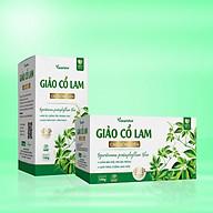 Cao uống liền Giảo Cổ Lam Vinanutrifood giúp tăng miễn dịch nâng cao sức đề kháng cơ thể hỗ trợ giấc ngủ thumbnail
