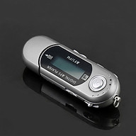 Plug-In Usb Mp3 Player Silver thumbnail