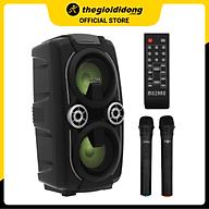 Loa Kéo Bluetooth Mozard L0629K Đen Xám - Hàng chính hãng thumbnail
