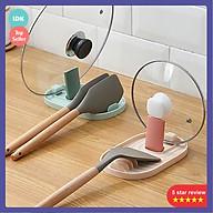 Giá đỡ đa năng , giá đỡ thông minh, để nắp nồi , thìa đũa sử dụng trong nhà bếp thumbnail
