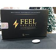 Kẹo Ngậm Feel The Best Hỗ Trợ Sinh Lý Nam Giới (30 ngày) thumbnail