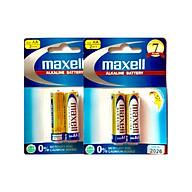 Combo 2 Vỉ Pin Alkaline AA Hiệu Maxell Cho Máy Đo Huyết Áp thumbnail