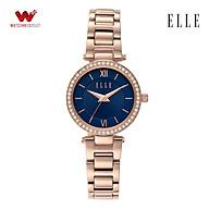 Đồng hồ Nữ Elle dây thép không gỉ 28mm - ELL25015 thumbnail