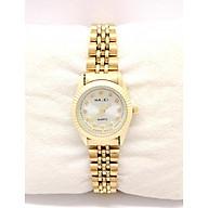 Đồng hồ Nữ Halei - HL356 Dây vàng thumbnail