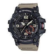 Đồng hồ nam Casio G-Shock GG-1000-1A5DR Mudmaster GG-1000-1A5 la bàn, đo nhiệt độ thumbnail