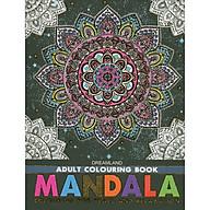 Sách Tô Màu Người Lớn - HOA VĂN, HỌA TIẾT KỸ THUẬT Tô Màu Cho Cuộc Sống Bình Yên Và Thư Giãn (Adult Colouring Book - Mandala Colouring For Peace And Relaxation) thumbnail