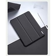 Bao da chống sốc kèm khay đựng bút cho Apple iPad Gen 8 10.2 inch thương hiệu DUX DUCIS Domo Series cao cấp - Hàng nhập khẩu. thumbnail
