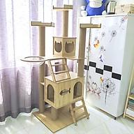 Nhà Cây Cho Mèo Siêu To Khổng Lồ 1m8 thumbnail