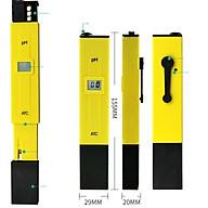 Máy đo ph nước, bút đo ph hồ cá loại dùng tua vít điều chỉnh ATC thumbnail