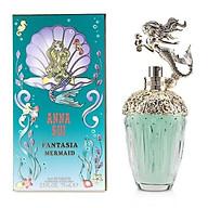 Nước Hoa Nữ Anna Sui Fantasia Mermaid Eau De Toilette 75ml thumbnail
