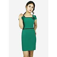 Đầm nữ xanh lá DDP2243XL thumbnail