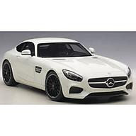 Xe Mô Hình Mercedes-Amg Gt S 1 18 Autoart - 76311 (Trắng) thumbnail
