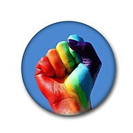 Huy hiệu cờ lục sắc LGBT thumbnail