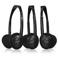 Behringer HO 66 Stereo Headphones 3-Multipack- Hàng Chính Hãng thumbnail