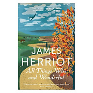 All Things Wise and Wonderful The Classic Memoirs of a Yorkshire Country Vet (Paperback) thumbnail