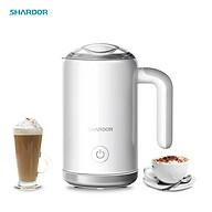 Máy đánh sữa tạo bọt cao cấp thương hiệu Shardor MF616W - Dung tích 350ml - Công suất 500W - Chất liệu Inox 304 và nhựa ABS - HÀNG NHẬP KHẨU thumbnail
