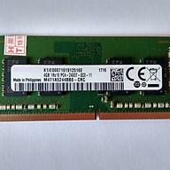 RAM Laptop DDR4 4GB Bus 2400 MHz thumbnail