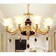 Đèn chùm - đèn trần trang trí nội thất IRELIA phong cách Châu Âu hiện đại thumbnail