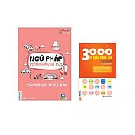Combo Sách Tiếng Hàn Bỏ Túi ( Ngữ Pháp Tiếng Hàn Bỏ Túi + 3000 Từ Vựng Tiếng Hàn Theo Chủ Đề ) tặng kèm bookmark thumbnail