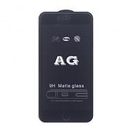 Kính Cường Lực Nhám Full Màn Chống Vân Tay Dành Cho Iphone 6 6s 7 8 6PLUS 6s PLUS 7PLUS 8 PLUS X XS XR XS MAX Full màn hình Full Keo- Hàng Chính Hãng thumbnail