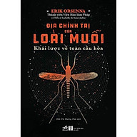 Sách - Địa chính trị của loài muỗi (tặng kèm bookmark thiết kế) thumbnail