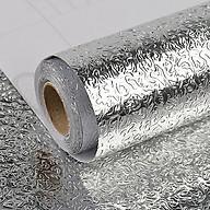 Combo 2 cuộn giấy bạc dán tường tặng kèm 3 khăn lau bếp thumbnail