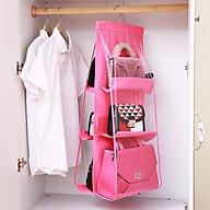 Túi treo bảo quản túi xách đa năng 6 ngăn, 2462 thumbnail